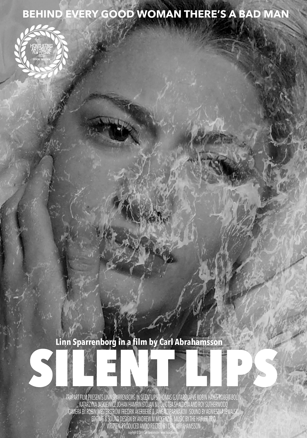 SILENT LIPS-poster