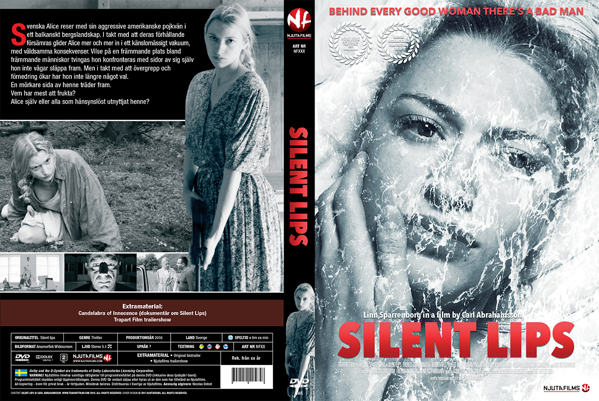 SILENT LIPS- DVD INLAY.indd